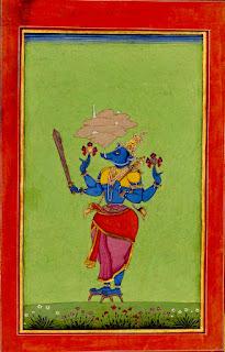 Cinghiale - Varaha: mitologia indiana - Yoga e Mitologia