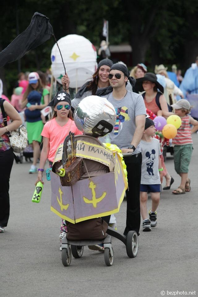 парад колясок 2016