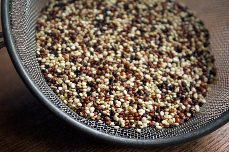 How to Make Quinoa || A Less Processed Life