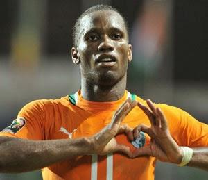 Elfenbenskusten senegal i playoff