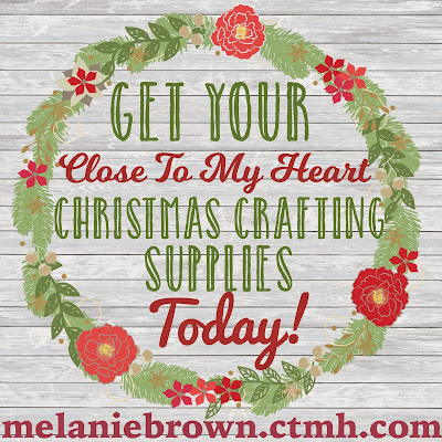 Christmas Crafting Supplies