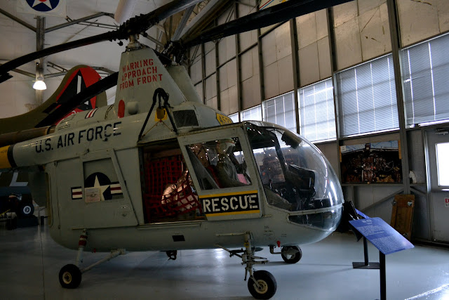 "HH-43 ""Huskie"". Музей військової авіації, штат Делавер (HH-43 ""Huskie"". Air Mobility Command Museum, Dover, Delaware)"