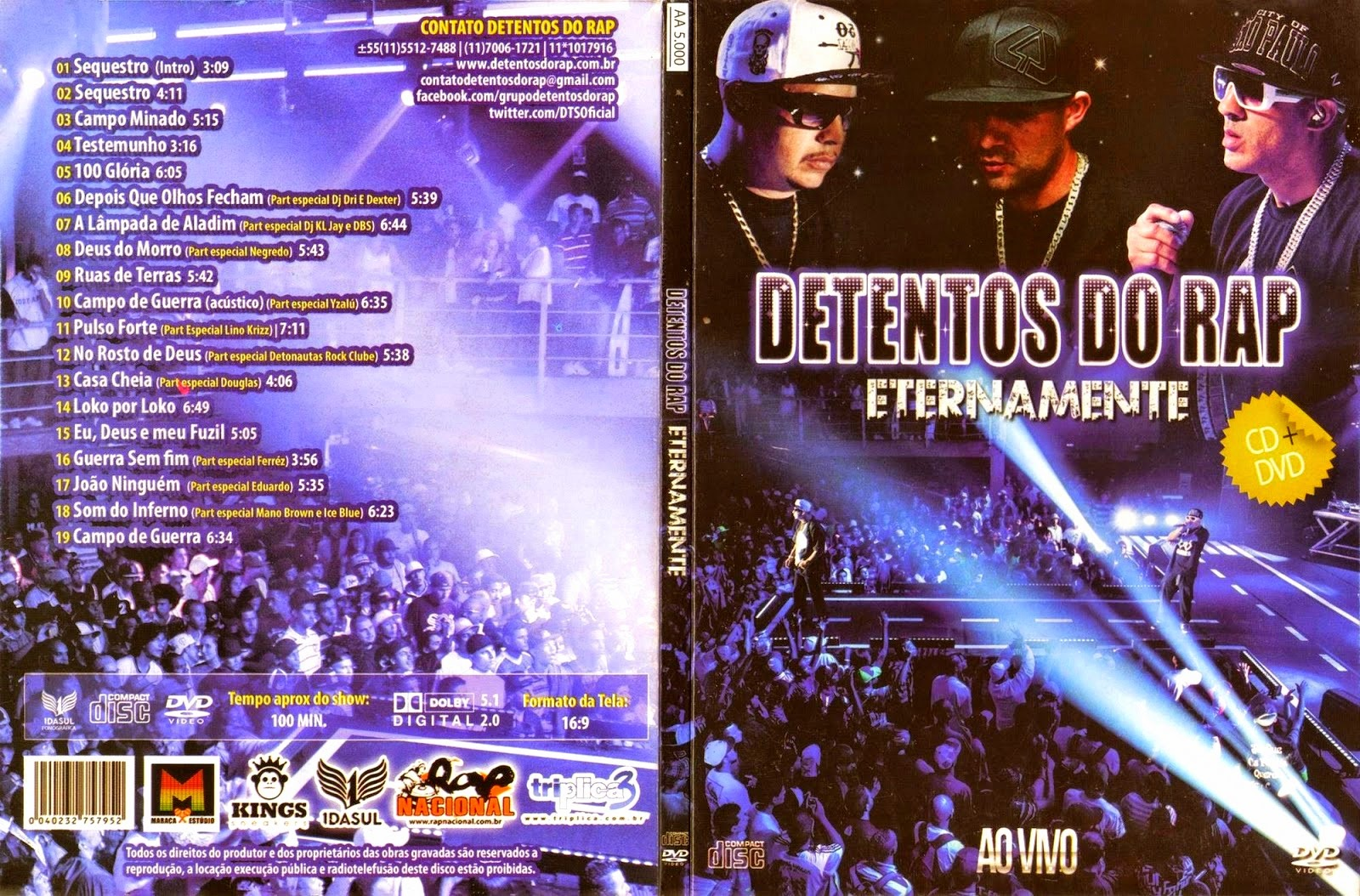MP3 RACIONAIS BAIXAR PALCO 2013