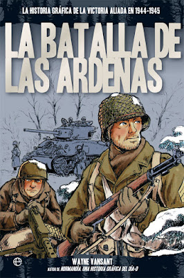 La batalla de las Ardenas - Wayne Vansant (2018)