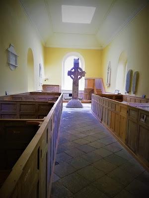 Durrow Abbey, Tullamore, Ireland.
