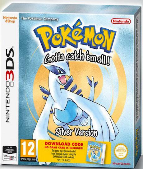 pokemon silver download