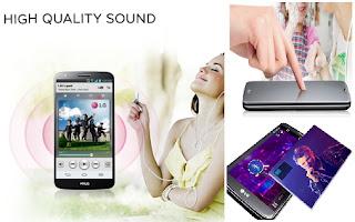 Smartphone LG G2