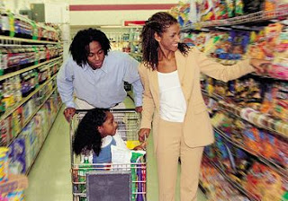 Spending Less at The Supermarket