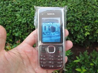 casing Nokia C2 fullset