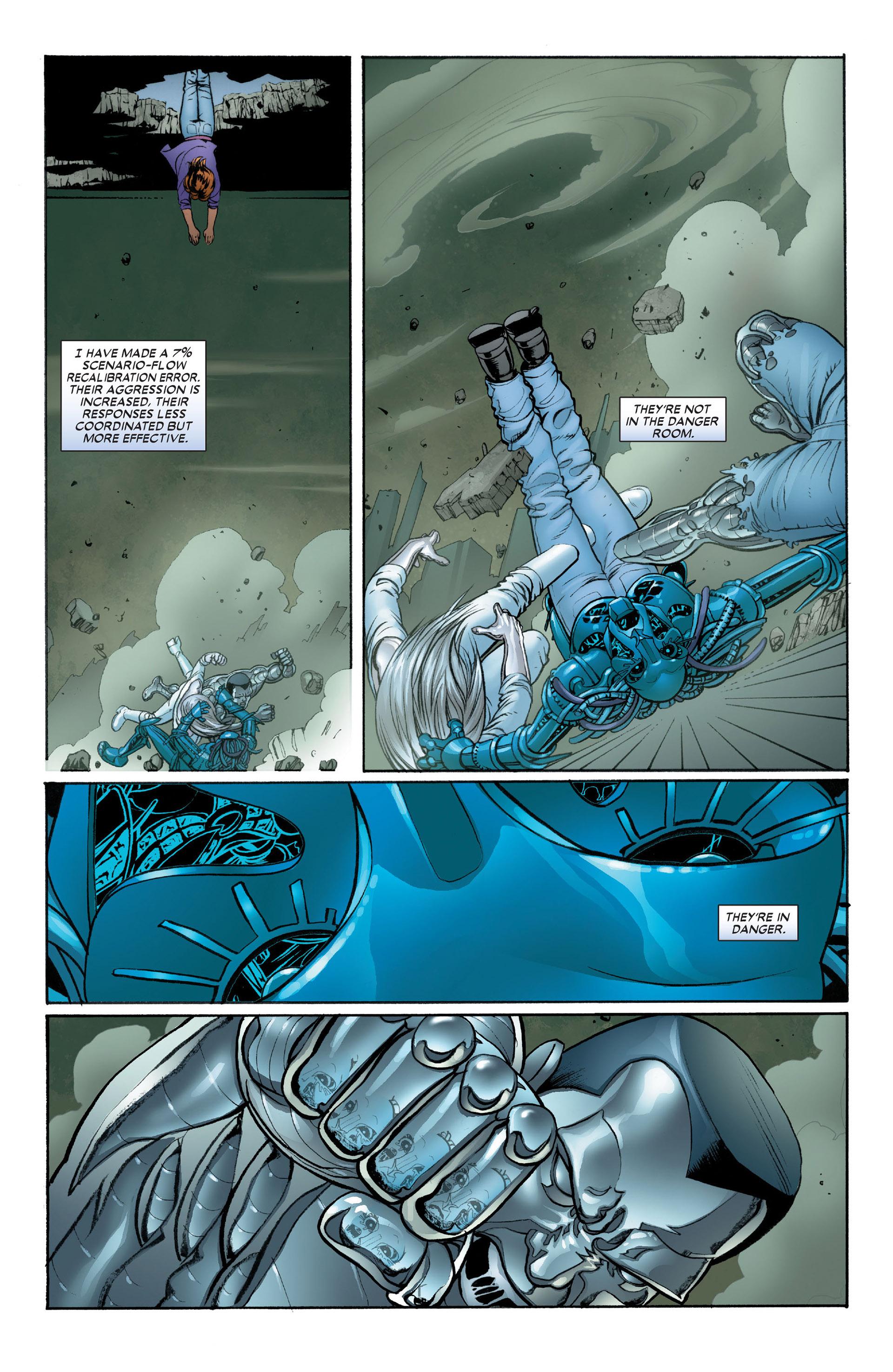 Read online Astonishing X-Men (2004) comic -  Issue #10 - 12