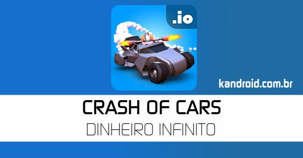 Crash of Cars v1.2.20 APK Mod [Dinheiro]