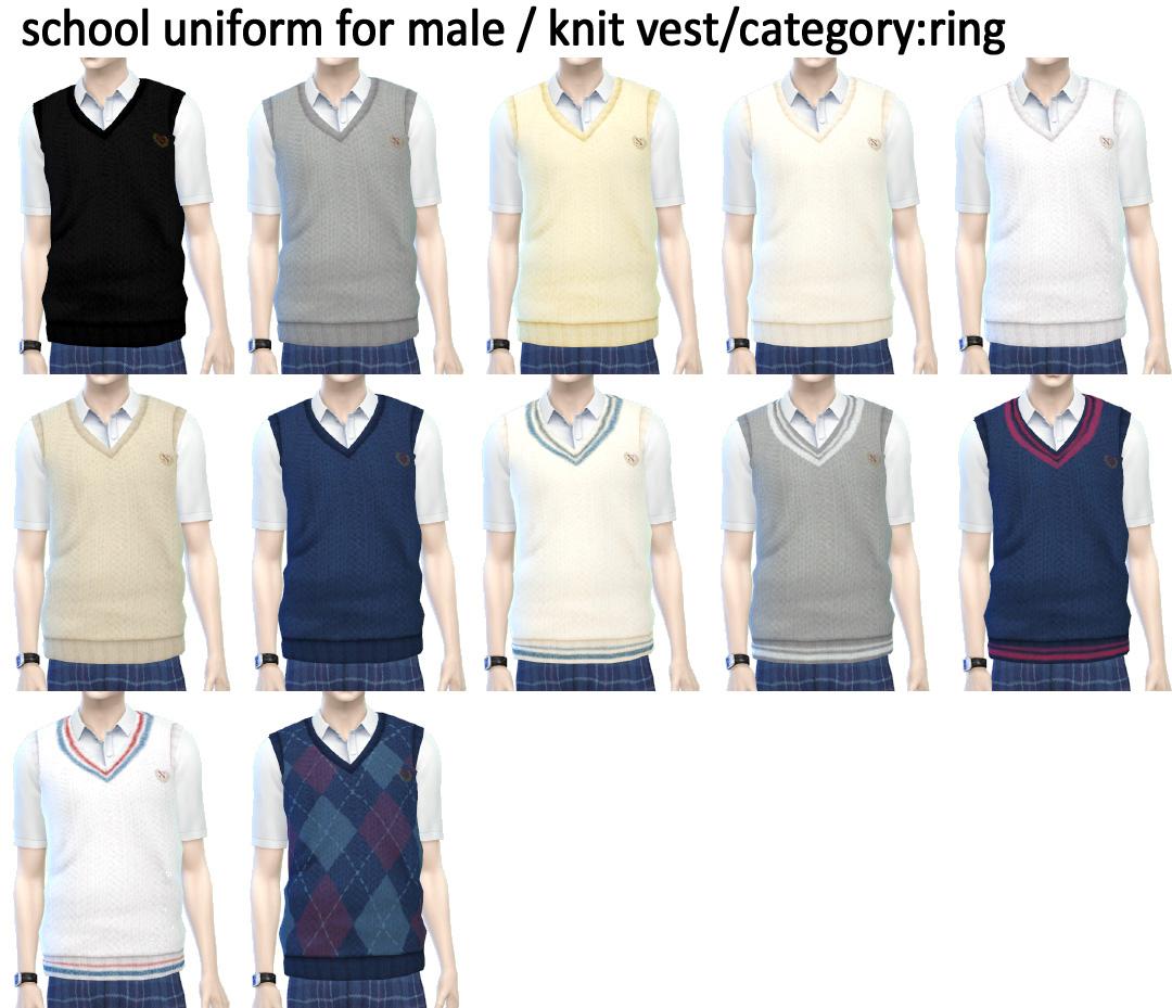 Clothes Uniform 95
