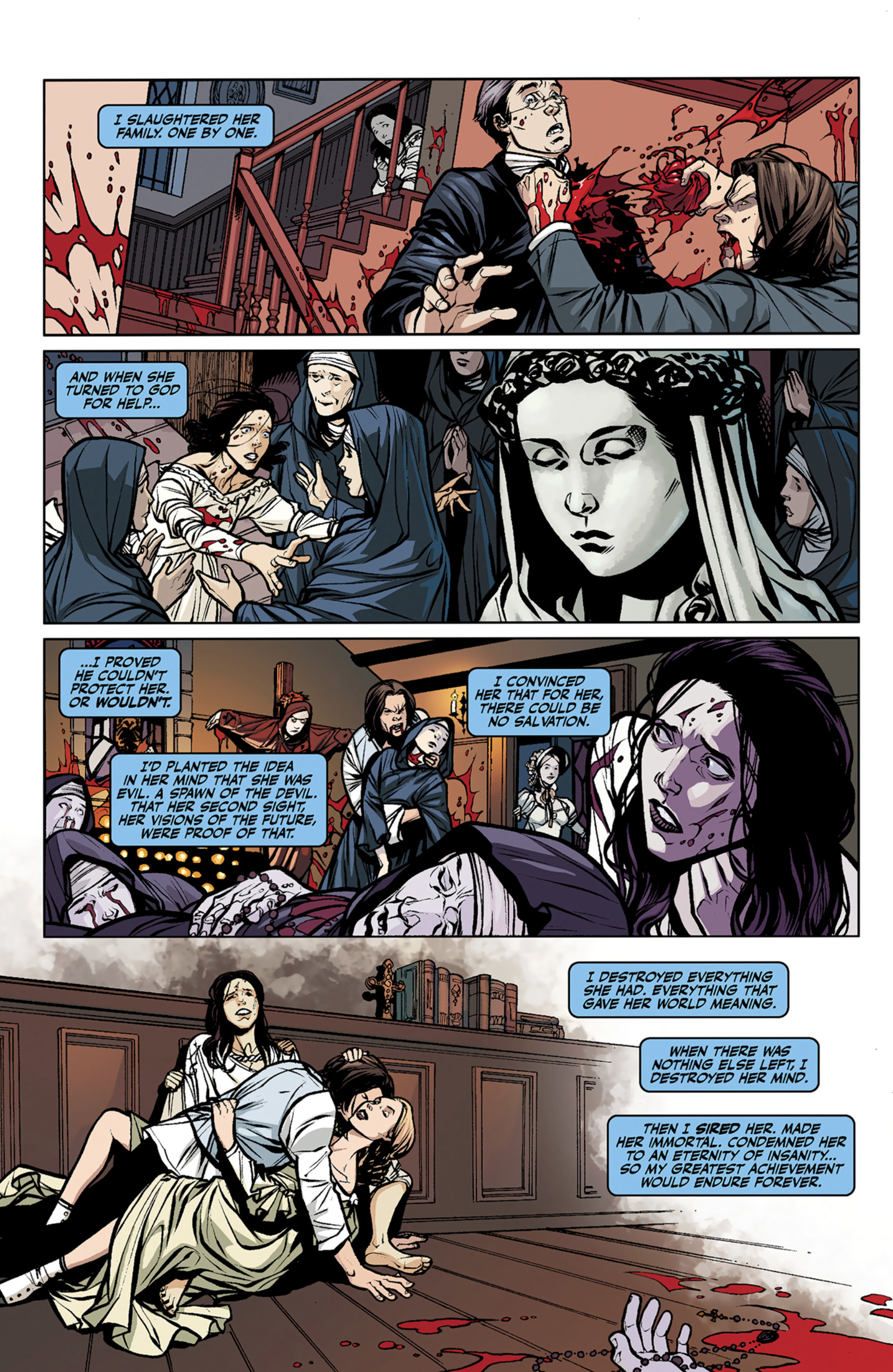 Read online Angel and Faith comic -  Issue #7 - 5