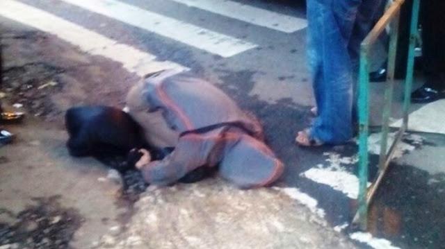 Pria Ditemukan Meninggal Dalam Posisi Sujud di Depan Gerbang Masjid Raya Bogor, Jalan Pajajaran