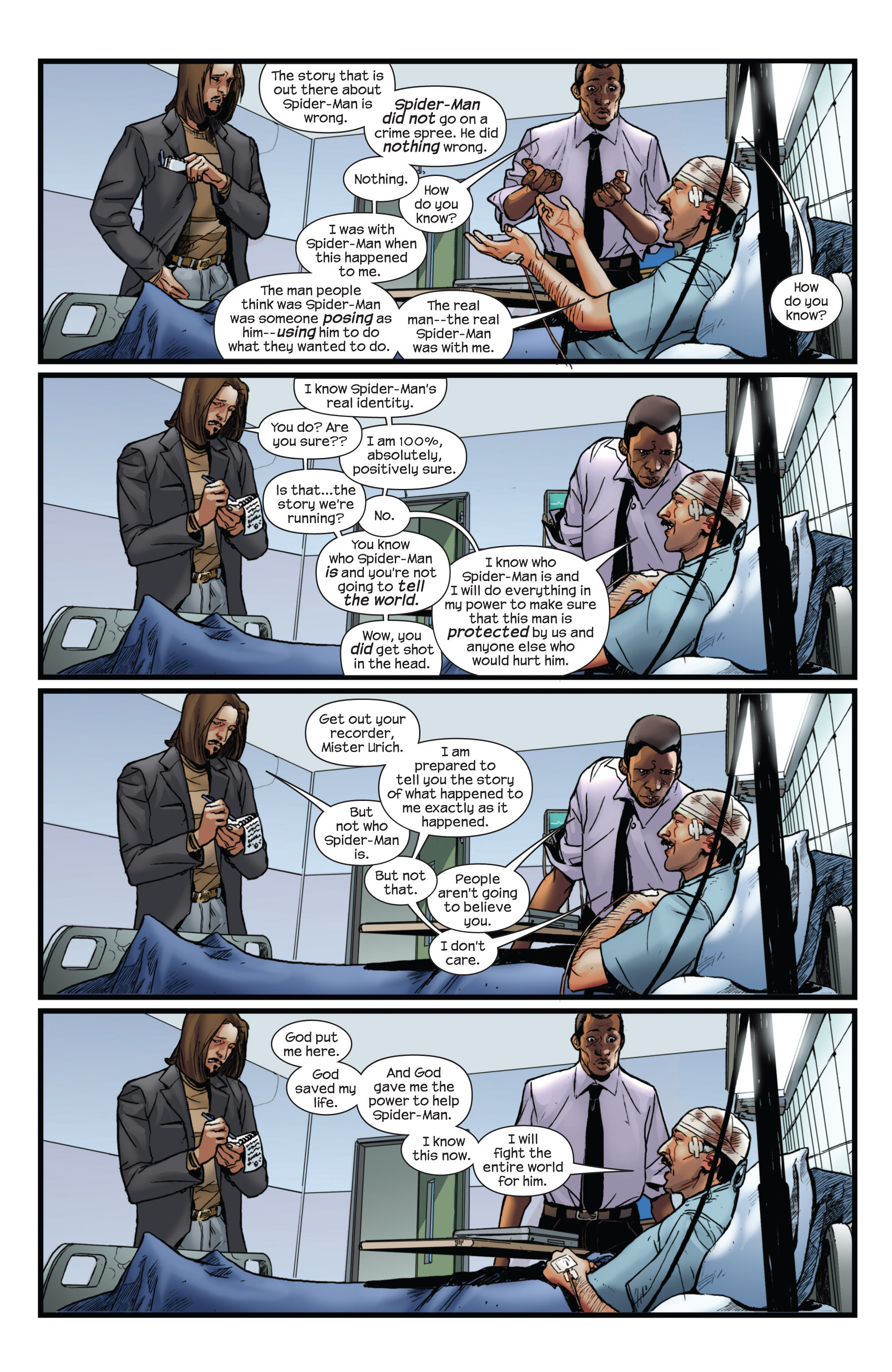 Read online Ultimate Spider-Man (2009) comic -  Issue #15 - 12