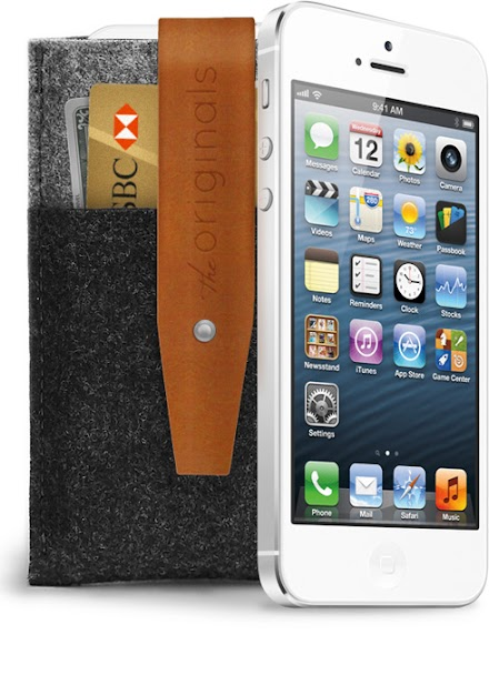 Mujjo iPhone 5 Wallet im Test | From Holland With Love ( + Verlosung )