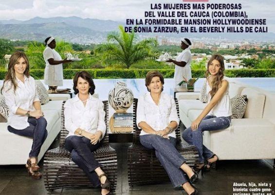 Por Un Fotomontaje Sacar A Relucir Damas De Sociedad Racismo El Oasis