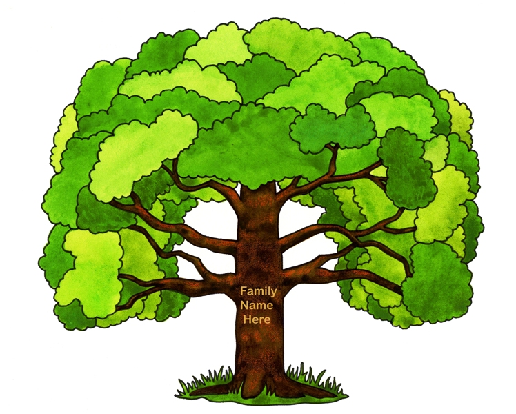 picture of a family tree template - trendssoul by zlem yan devrim researchers created the