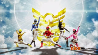 The Megaforce Rangers