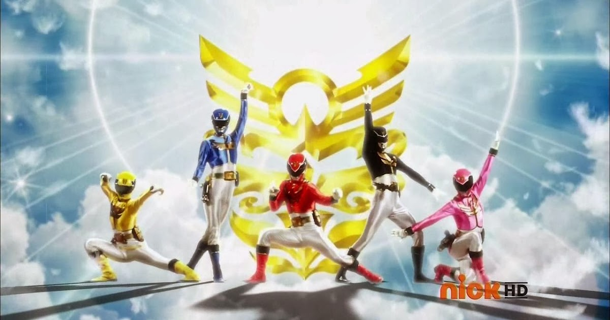 My shiny toy robots series review power rangers megaforce - Robot power rangers megaforce ...