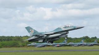 Jet Tempur TNI AU