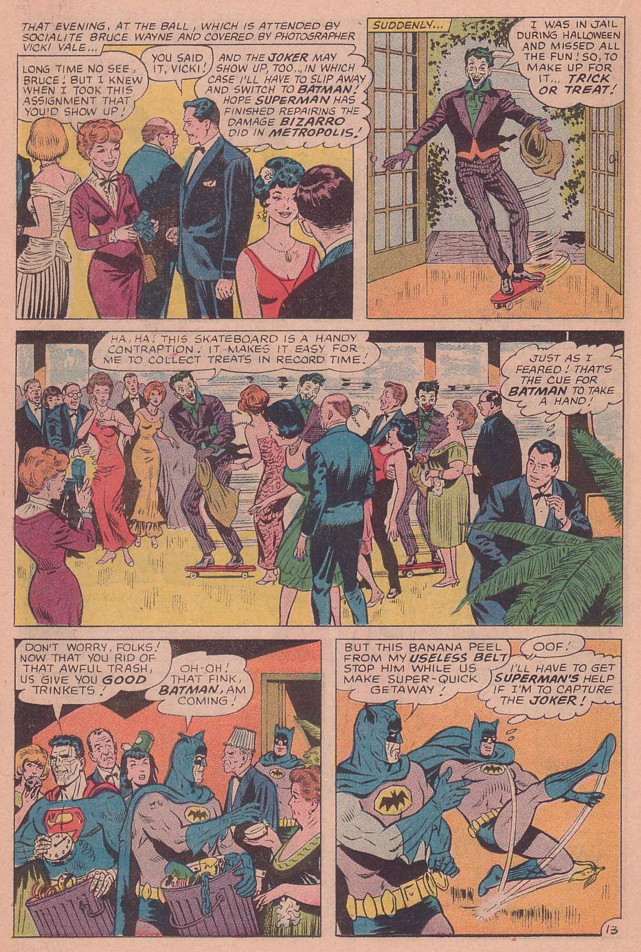 Read online World's Finest Comics comic -  Issue #156 - 18