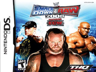WWE SmackDown Vs Raw 2008 Game Download Free For PC Full Version