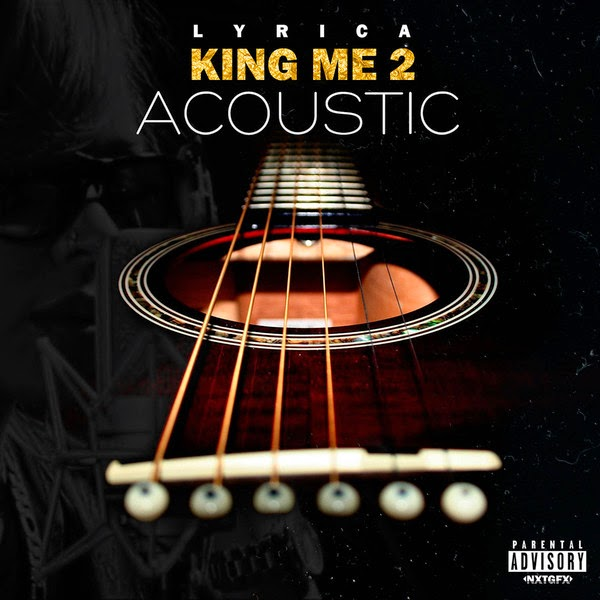 Lyrica Anderson - King Me 2 (Acoustic Version) Cover