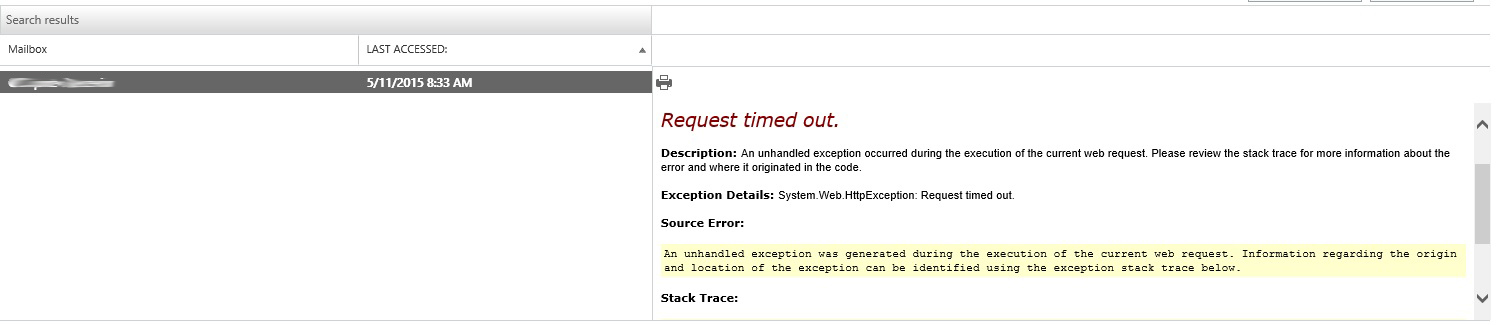 ExchangeITup: Exchange 2013 Mailbox AuditLog Search Timeout Error