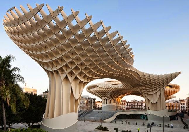 Große Architekten sind nie zufrieden mit der Welt – Jürgen Mayer