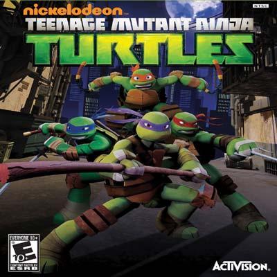 تحميل لعبة السلاحف نينجا ترتلز Teenage Mutant Ninja Turtles مجانا