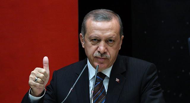 Κανείς δεν πιέζει τον Ερντογάν