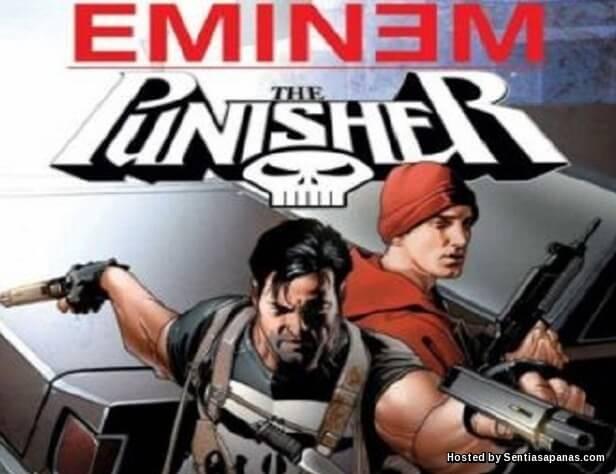 Eminem Marvel