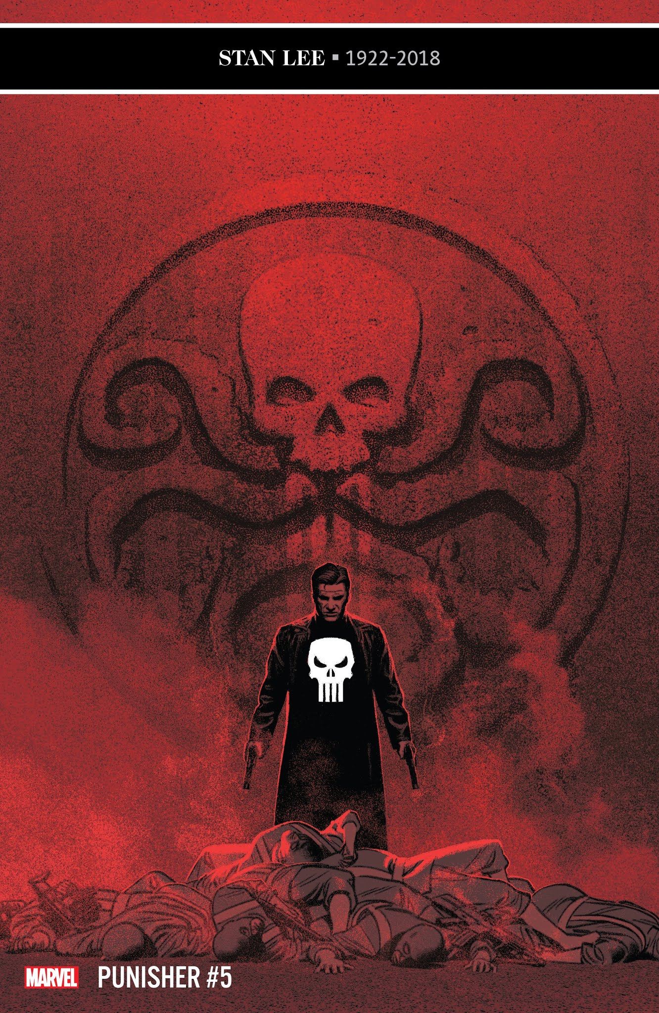 The Punisher (2018) 5 Page 1