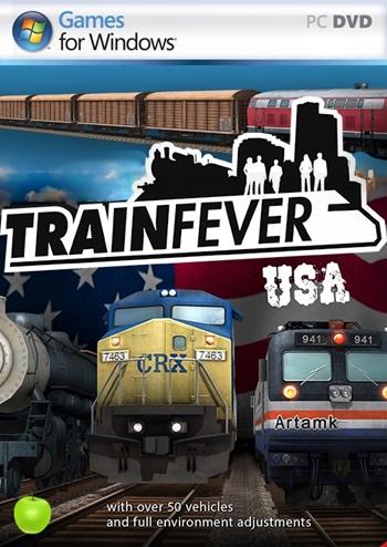 Train Fever USA PC Full Español