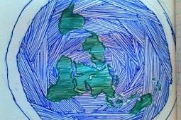 Teori Bumi Datar (Flat Earth)