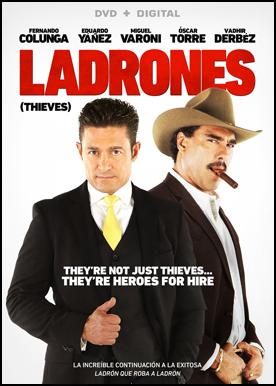 Ladrones HDRip (Dublado)