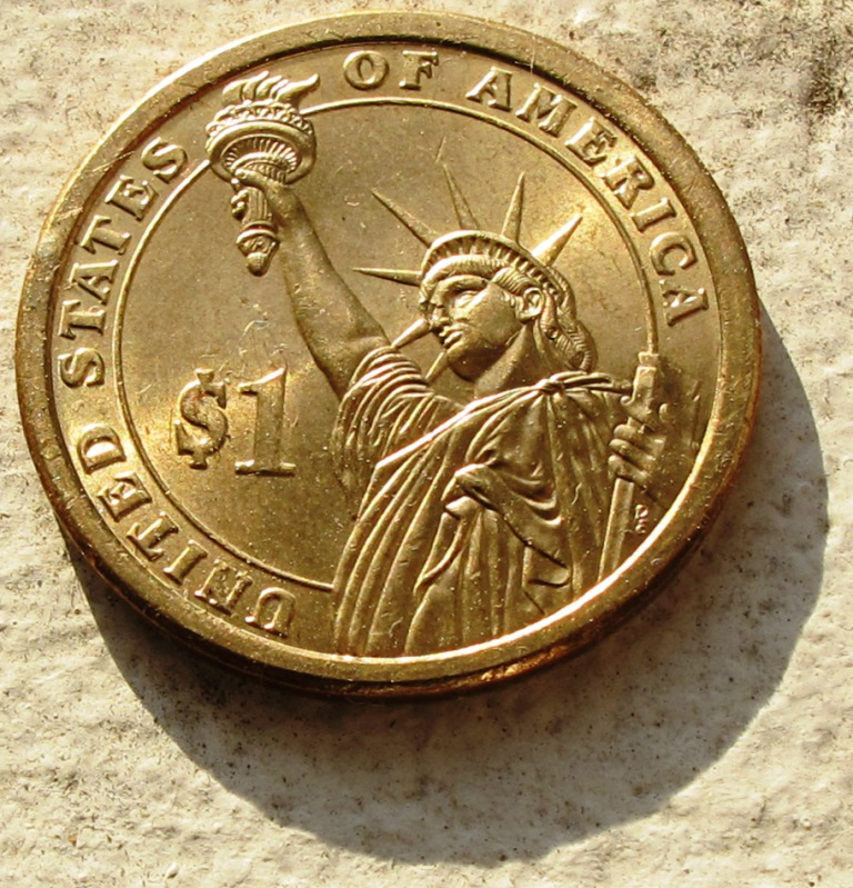 how much is a gold dollar coin from 1801 worth