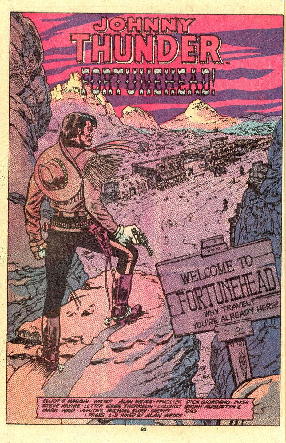 Read online Secret Origins (1986) comic -  Issue #50 - 28