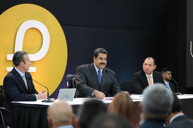 Pemerintah Luncurkan Petro, Mata Uang Kripto Resmi Venezuela