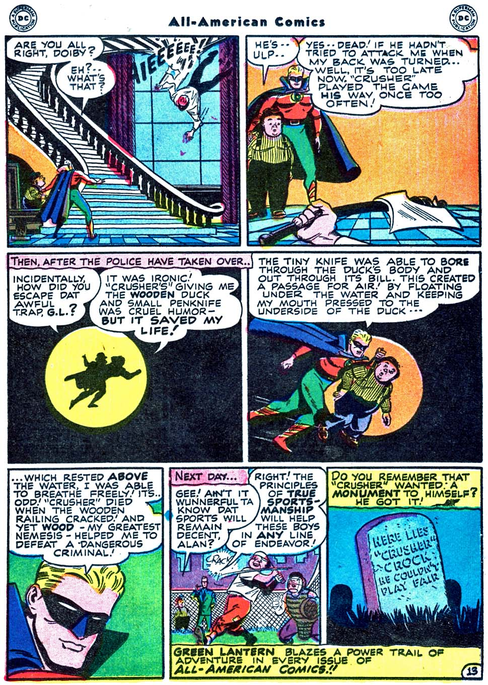 Read online All-American Comics (1939) comic -  Issue #85 - 23