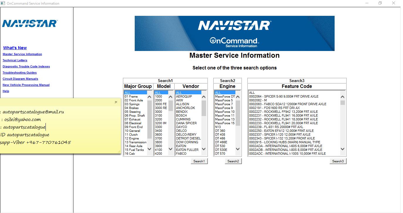 medium resolution of download size 10 97 gb data of update 04 2015 price private message loading video international navistar