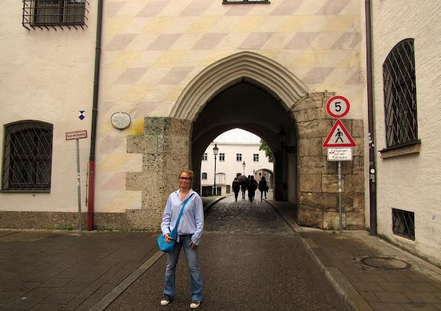 Alter Hof - O que ver em Munique Alemanha