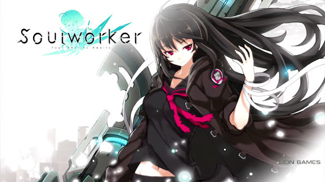 SoulWorker Wallpaper Engine