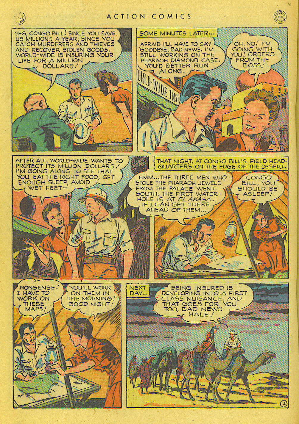 Read online Action Comics (1938) comic -  Issue #135 - 25
