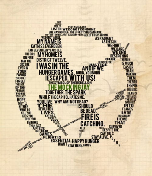 Hunger Games Quotes Mockingjay. QuotesGram