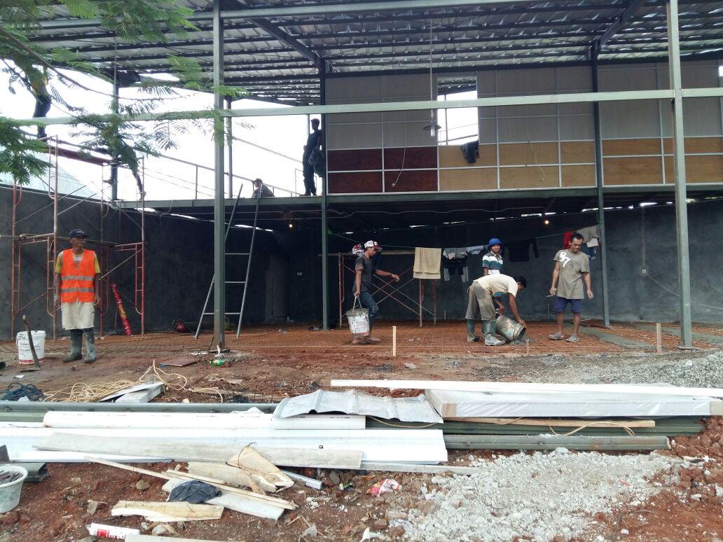 kanopi baja ringan termurah konstruksi dan bangunan wilayah jakarta ,tanggerang ...