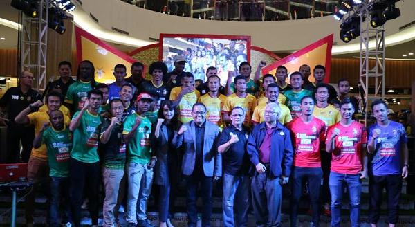 Resmi! Inilah Daftar 28 Pemain Sriwijaya FC untuk Liga 1 Musim ini
