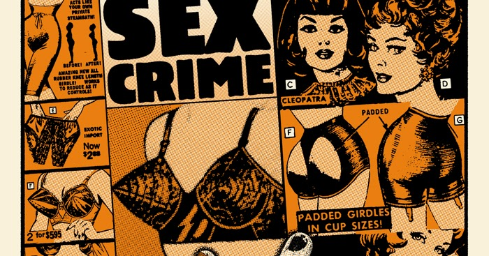 Opinion Sex crimes poster there