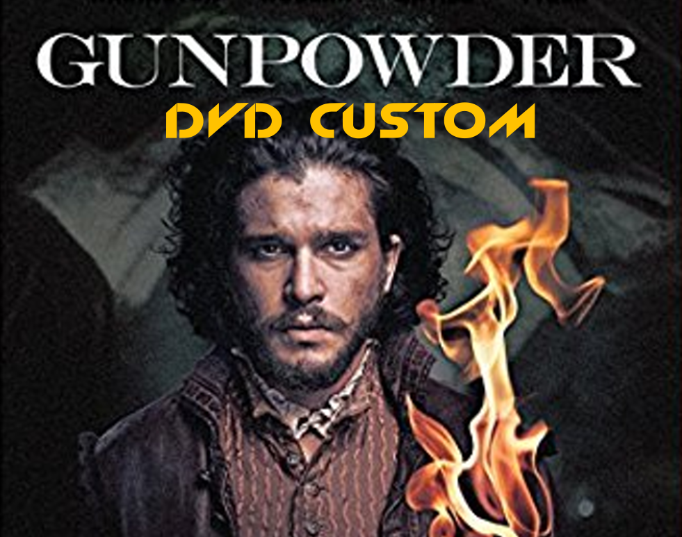 Gunpowder DVD CUSTOM